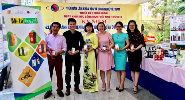Công ty cổ phần Dược liệu Phương Đông tại Lễ kỷ niệm