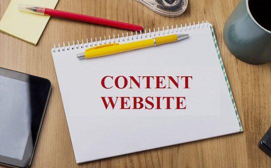 Tuyển dụng vị trí Content Website