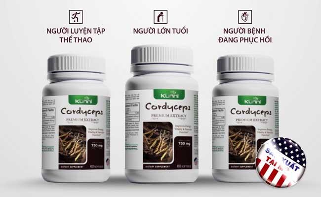 ĐTHT Kunni Cordyceps Premium Extract