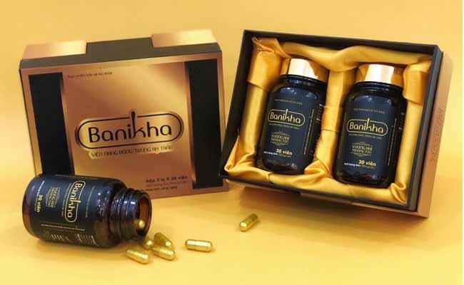 Đông trùng hạ thảo Banikha là sản phẩm nổi tiếng trên thị trường