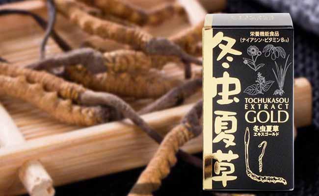 Viên uống Tochukasou Extract Gold thuộc TOP sản phẩm hàng đầu tại Nhật