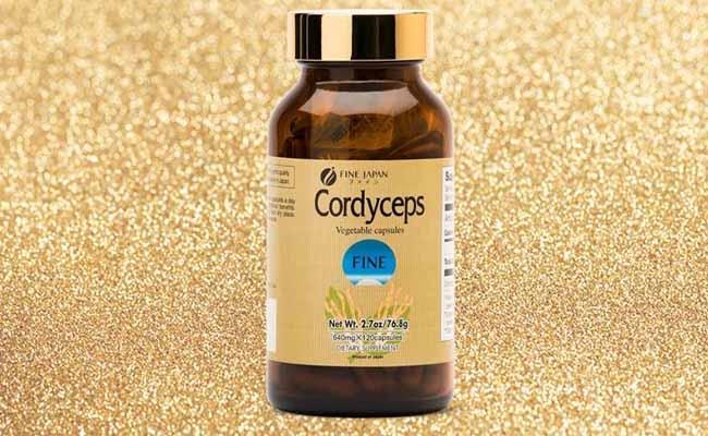ĐTHT Cordyceps Fine của Nhật có nhiều lợi ích