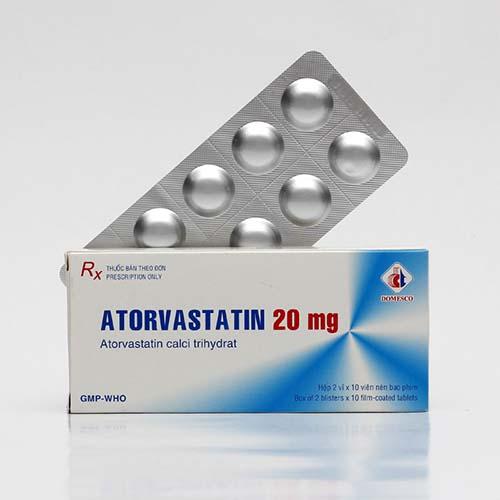 Artovastatin - Thuốc điều trị rối loạn mỡ máu nhóm statin