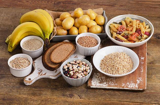 Các món ăn nhiều tinh bột là nguyên nhân gây béo phì