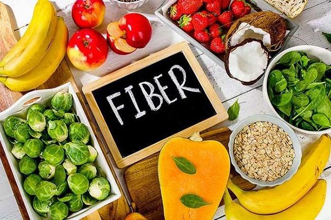 Một số thực phẩm có chứa hàm lượng chất xơ cao