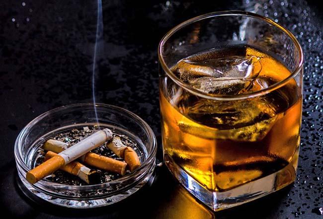 Rượu, bia, thuốc lá làm bệnh tiểu đường trở nặng