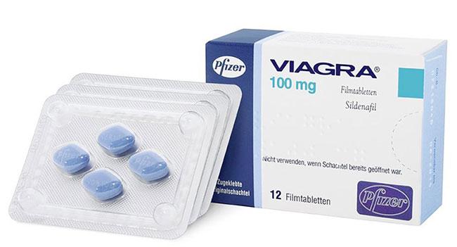 Sildenafil - Thuốc hỗ trợ nam giới kiểm soát tốt thời điểm xuất tinh