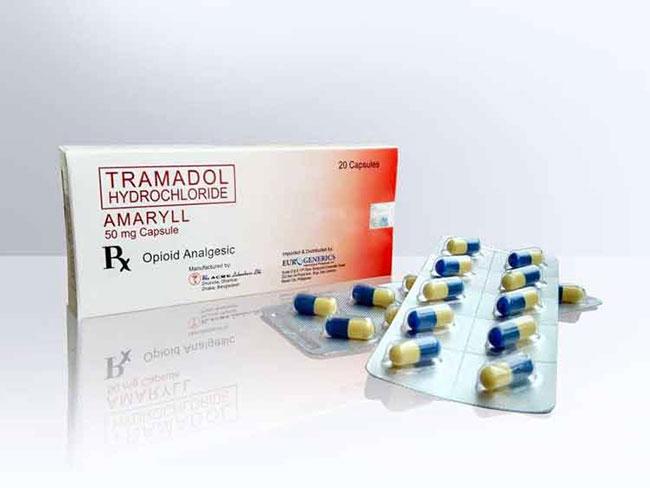 Tramadol - Thuốc làm chậm lại quá trình xuất tinh