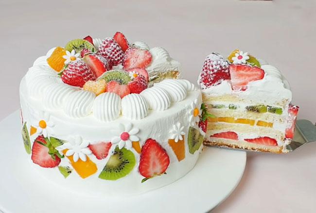 Bánh ngọt chứa hàm lượng đường rất cao