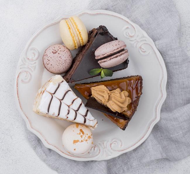 Bánh ngọt - Lý do chính gây ra tình trạng thừa cân, béo phì