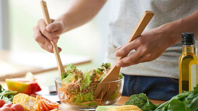 Chế độ ăn khoa học giúp cải thiện chức năng sinh lý