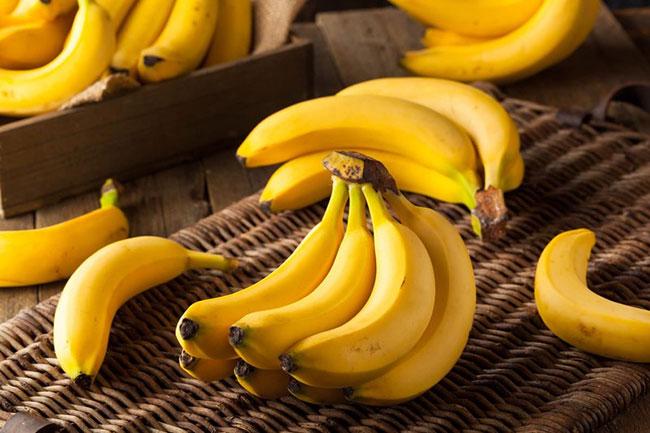 Chuối - Thực phẩm bổ dưỡng có lợi cho người mỡ máu cao