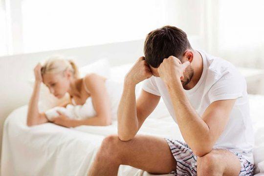Đâu là nguyên nhân gây nên tình trạng yếu sinh lý ở nam giới?