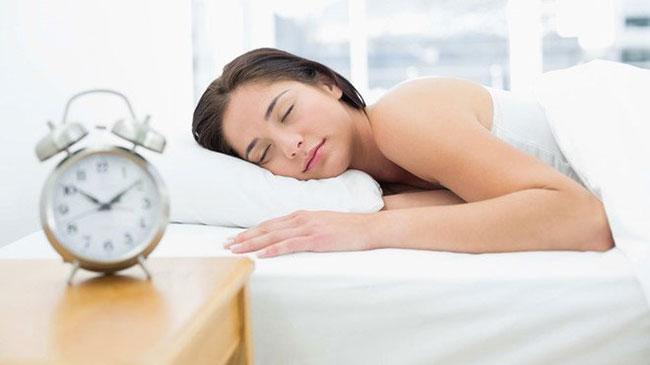 Giấc ngủ đóng vai trò rất quan trọng trong quá trình chuyển hóa các chất