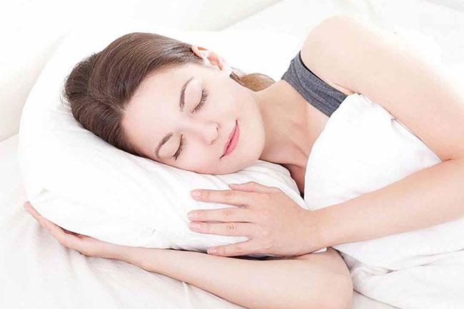 Giấc ngủ êm ái cải thiện sức khỏe hiệu quả