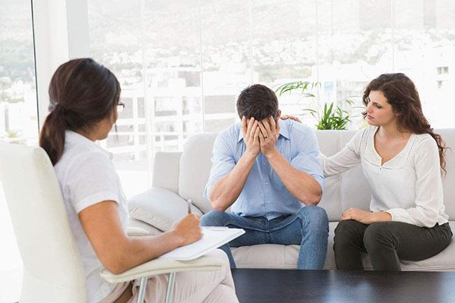 Giải quyết vấn đề tâm lý, tăng cảm giác tự tin của nam giới
