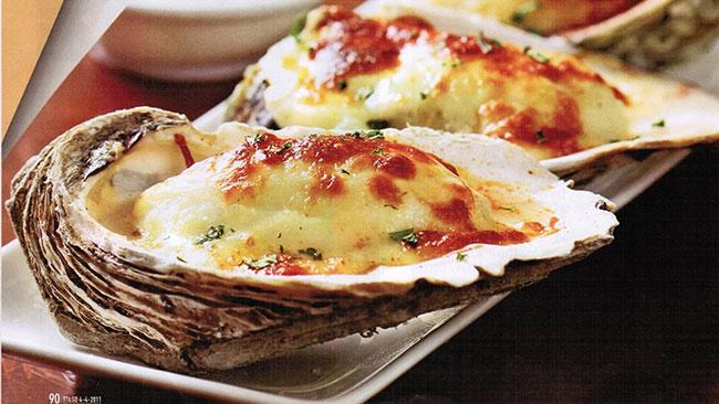 Hàu biển - Món ăn yêu thích cho người yếu sinh lý