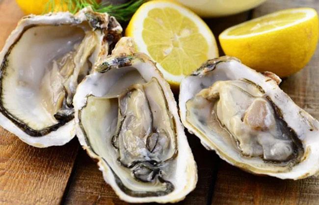 Hàu - Thực phẩm dinh dưỡng giúp tăng cường testosterone cho nam giới