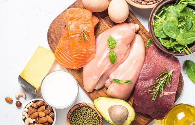 Một số thực phẩm có hàm lượng protein cao