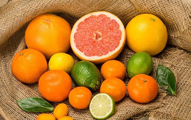 Trái cây có múi giúp cải thiện tình trạng mỡ máu cao