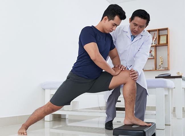 Vật lý trị liệu làm tăng cường chức năng sinh lý nam giới