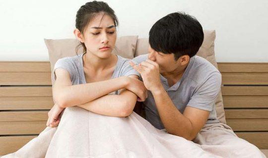 Xuất tinh sớm có ảnh hưởng tới khả năng mang thai