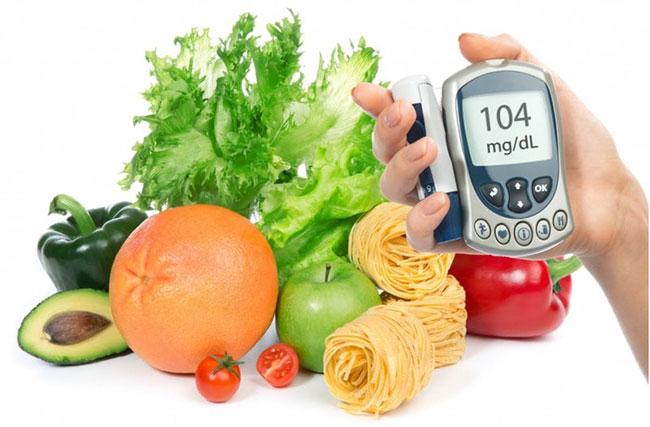 Chế độ ăn hợp lý góp vai trò quan trọng trong kiểm soát đường huyết ở người mắc đái tháo đường