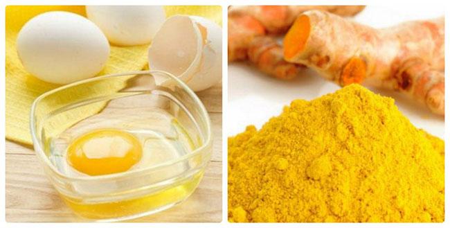 Kết hợp trứng gà và nghệ trong điều trị xuất tinh sớm