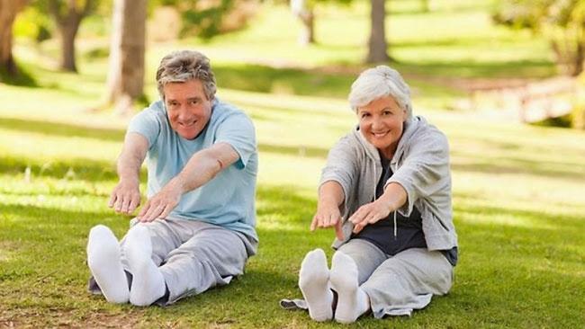 Người mắc đái tháo đường nên luyện tập thể dục thể thao thường xuyên nhưng với mức độ thích hợp