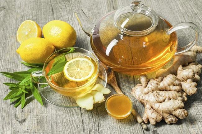 Trà gừng mật ong - Hỗ trợ điều trị xuất tinh sớm