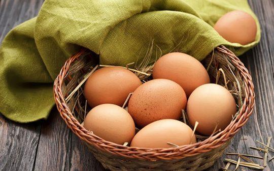Trứng gà - Thực phẩm có tác dụng điều trị xuất tinh sớm