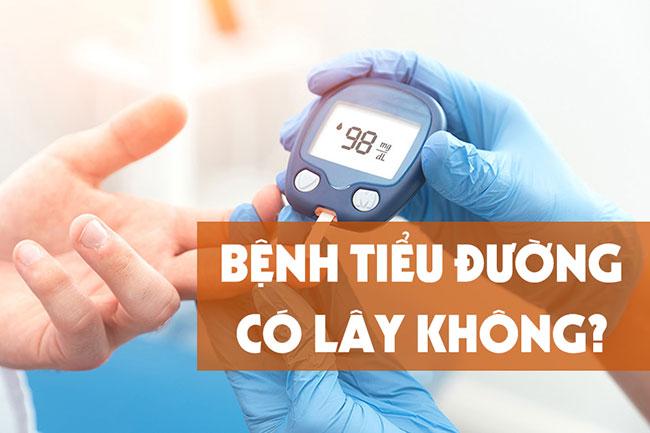 Bệnh tiểu đường có thể lây lan hay không?