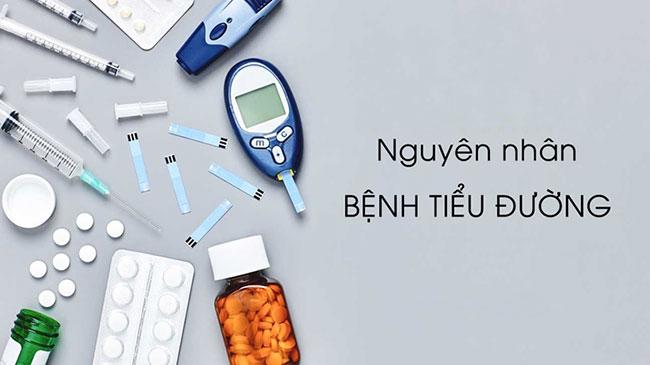 Đâu là nguyên nhân gây ra bệnh tiểu đường?