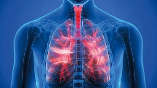 Bệnh ở phổi cũng chịu ảnh hưởng do bệnh đái tháo đường gây ra