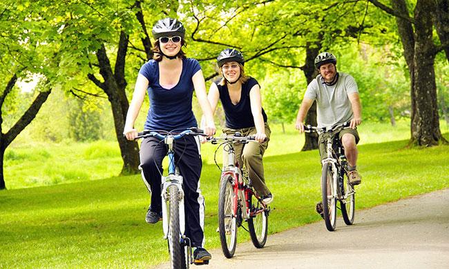 Đạp xe - Loại hình thể thao được nhiều người ưa chuộng