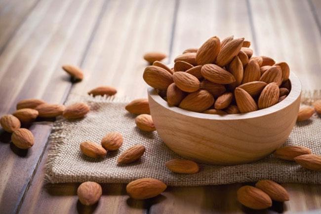 Hạnh nhân - Thực phẩm chứa nhiều vi chất cần thiết cho cơ quan sinh dục