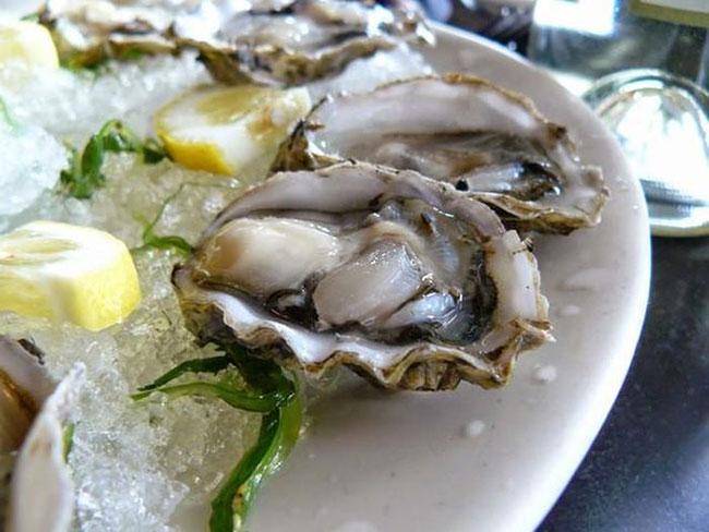 Hàu biển - Thực phẩm giúp tăng cường sinh lý nam giới