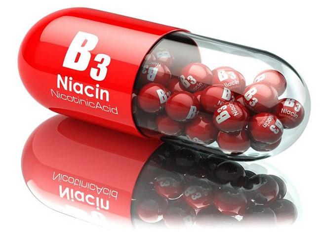 Niacin - Vitamin giúp điều trị tình trạng máu nhiễm mỡ