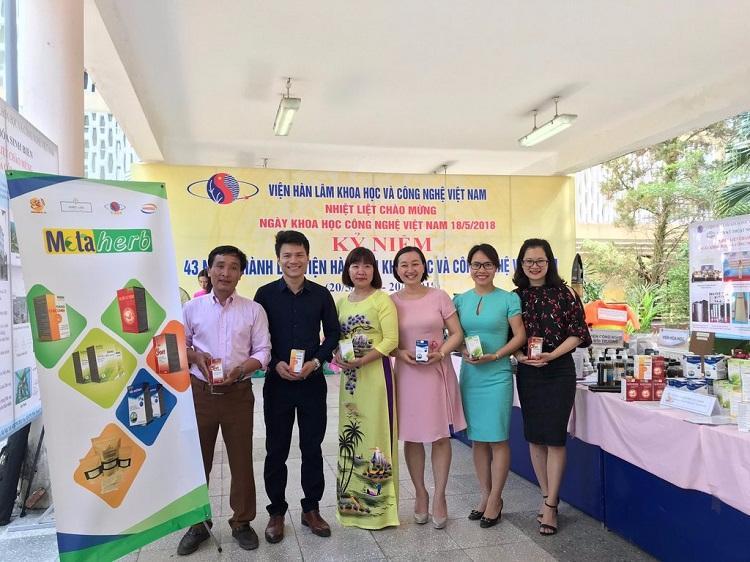 Công ty Dược liệu Phương Đông tại lễ kỷ niệm
