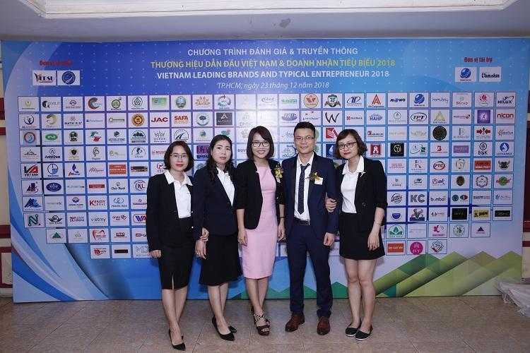 Lễ vinh danh Thương hiệu Việt Nam là nơi để các doanh nghiệp giao lưu, học hỏi lẫn nhau