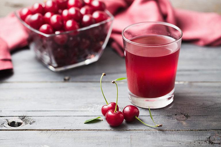 nước uống tốt cho bệnh gut